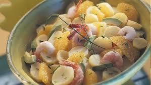 Salade des bermudes aux pommes de terre primeur pas wetwet