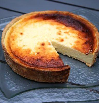 Tarte au fromage blanc (en alsacien, Käsküeche) pas wetwet