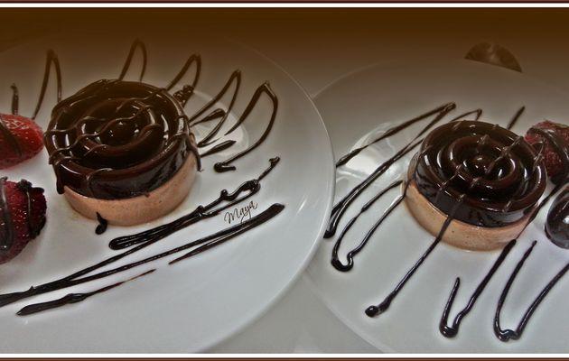 Crème chantilly « chocolat »