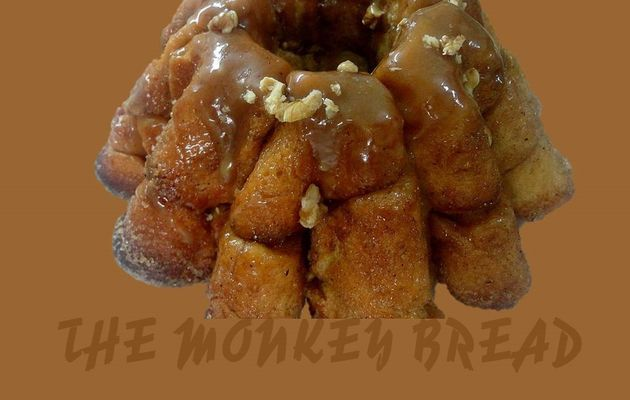 THE MONKEY BREAD/le pain de singe