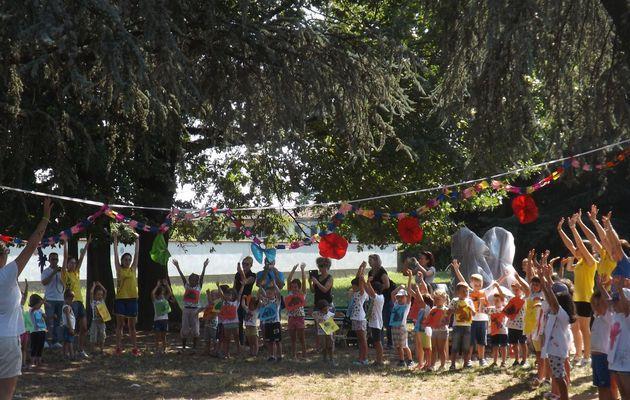 CENTRO ESTIVO COMUNALE 2016: festa di fine luglio alla scuola dell'infanzia.
