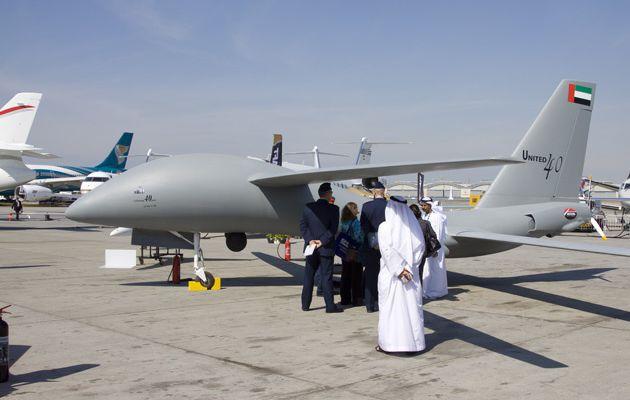 La Russie réfléchie pour acheter des drones aux EAU