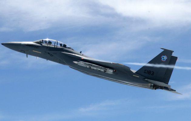 Le F-15 Silent Eagle rejeté par Séoul