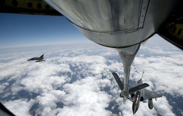 Les Forces Aériennes Stratégiques tirent un ASMP-A