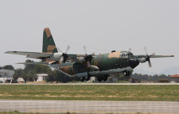 (Actualisé) - Un C-130 Hercules de l'Armée de l'air algérienne s'écrase