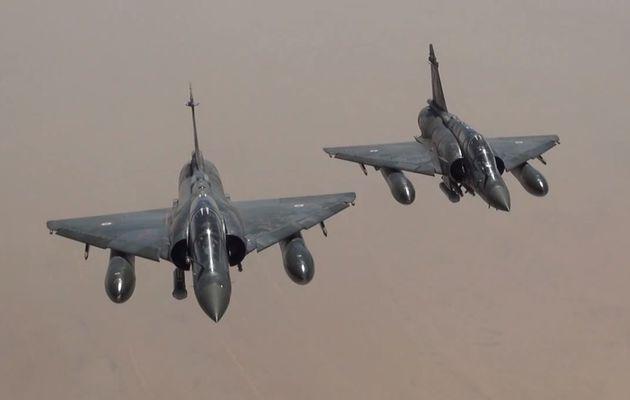 Un Mirage 2000D s'est écrasé au Sahel