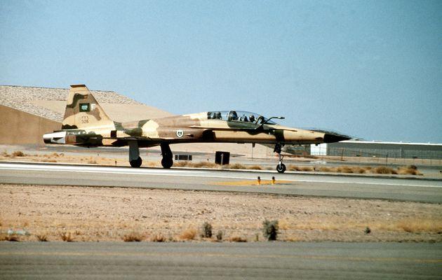 La Force Aérienne Royale Saoudienne cherche à vendre 79 F-5 Tiger II