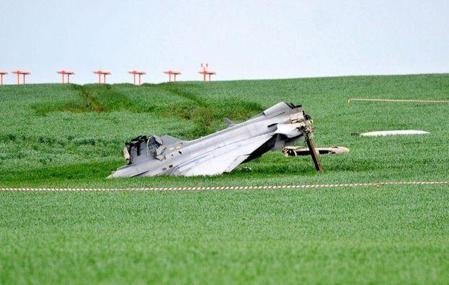 La sortie de piste du JAS-39D Gripen hongrois serait due à une faute humaine