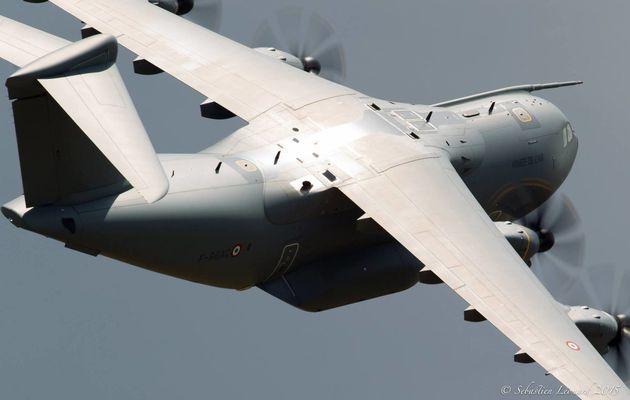 L'Armée de l'Air baptise son troisième A400M Métropole de Lyon