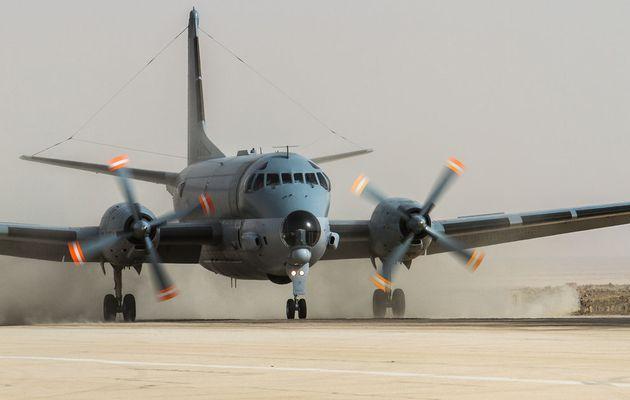 Un Atlantique II effectue sa première mission de reconnaissance en Syrie