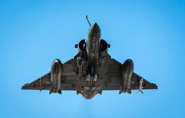 Les Mirage 2000D vont avoir la capacité d'emporter quatre GBU-12