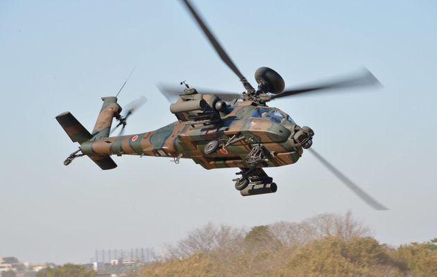 Le Japon autorise les femmes à devenir pilotes d'hélicoptères de combat