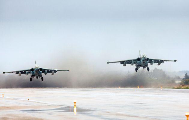 Un Su-25 Frogfoot s'est écrasé dans l'Extrême-Orient de la Russie