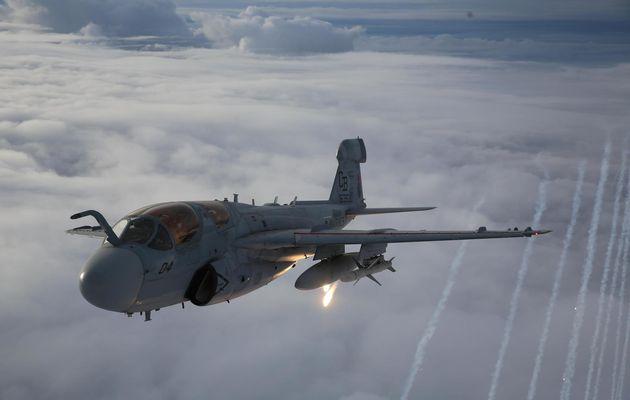 L'US Marine Corps déploie des EA-6B Prowler sur la base aérienne d'Incirlik