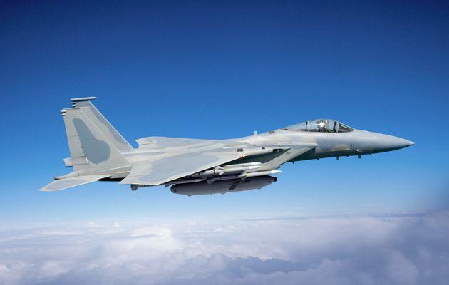 L'US Air Force améliore la communication entre les F-15C Eagle et les F-22A Raptor