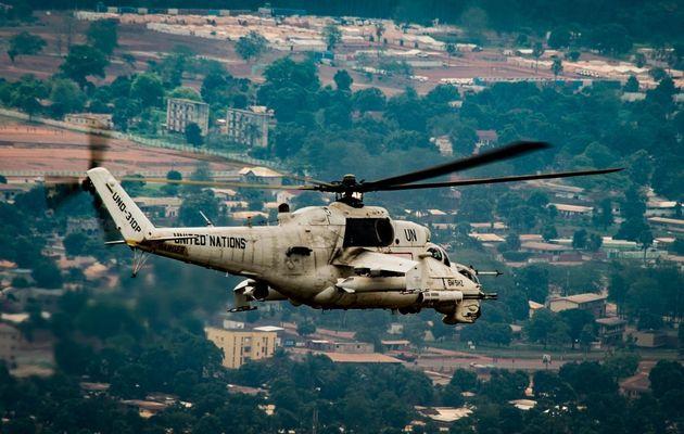 L'Aviation Légère de l'Armée de Terre quitte la Centrafrique
