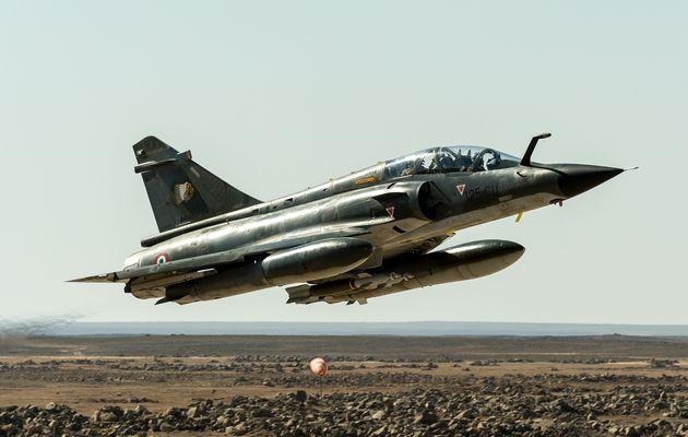 Chammal : Trois Mirage 2000N font leur retour en Jordanie