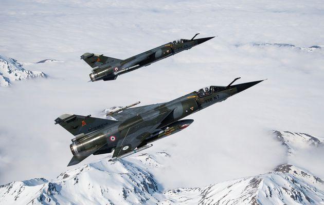L'Argentine envisage d'acquérir des Mirage F1 français