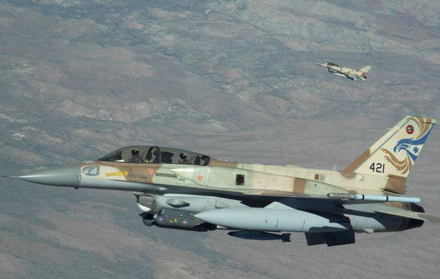 Un pilote de chasse israélien démis de ses fonctions après avoir menti sur ses résultats en exercice
