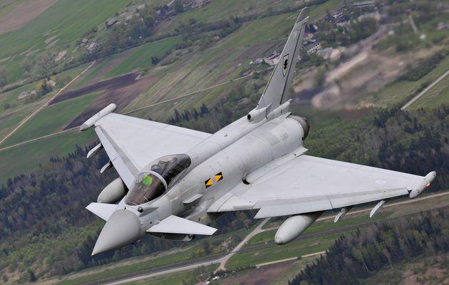 La Royal Air Force va déployer quatre Typhoon au Japon dans le cadre d'un exercice