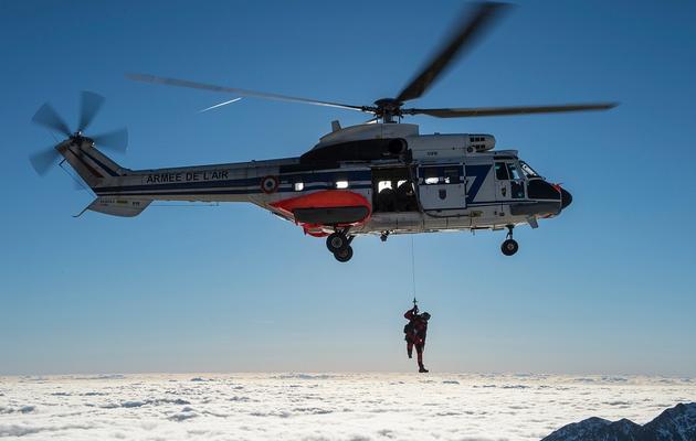 L'Armée de l'Air vient de se séparer de son dernier hélicoptère Super Puma SAR