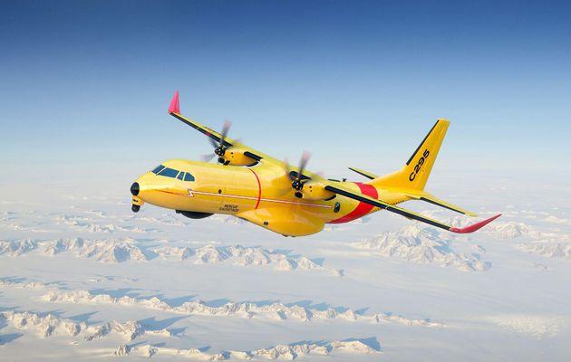 Le Canada va acquérir 16 avions C295W pour les missions de recherche et de sauvetage