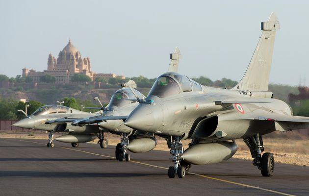 La base aérienne indienne de Sarsawa pourrait être la première à abriter les Rafale indiens