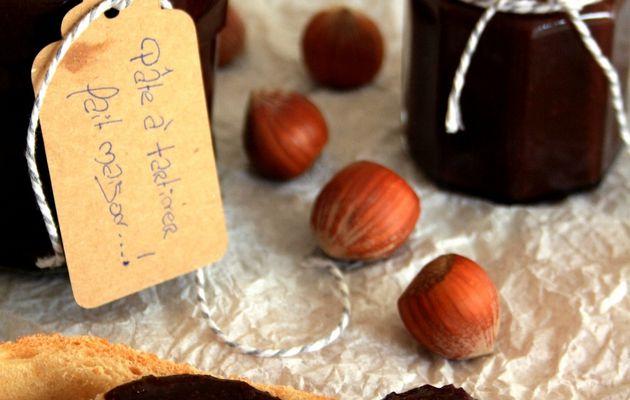 Pâte à tartiner chocolat / noisettes