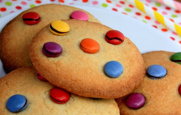 Cookies aux smarties ®