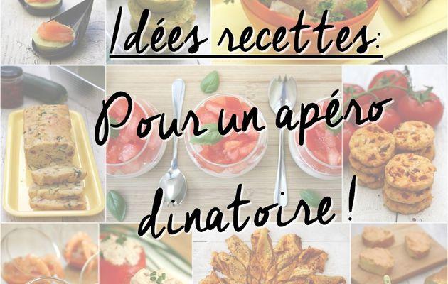 Aperitif amandine cooking - Aperitif dinatoire vegetarien ...