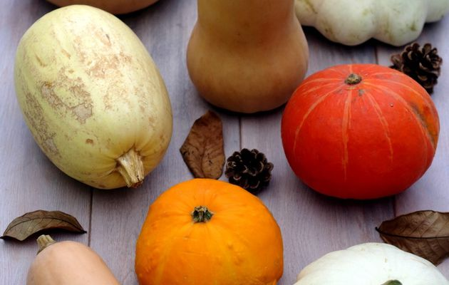 Weightwatchers amandine cooking - Comment cuisiner les courges ...