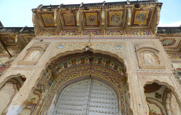 La région du Shekhawati au Rajasthan