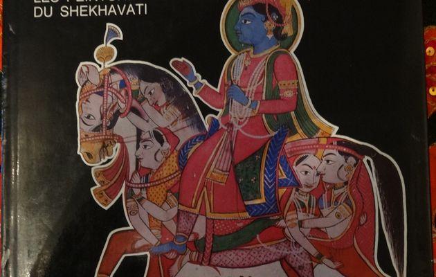 Rajasthan, les peintures murales du Shekhavati