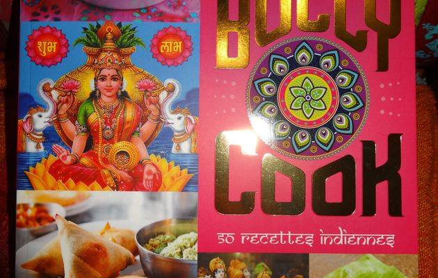 Bollycook, 50 recettes indiennes