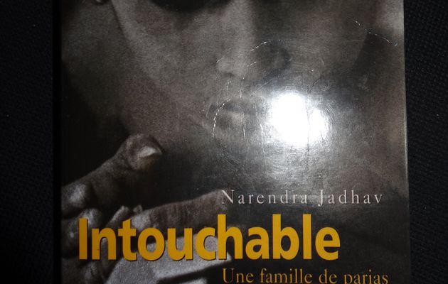 Intouchable, une famille de parias dans l'Inde contemporaine de Narendra Jadhav
