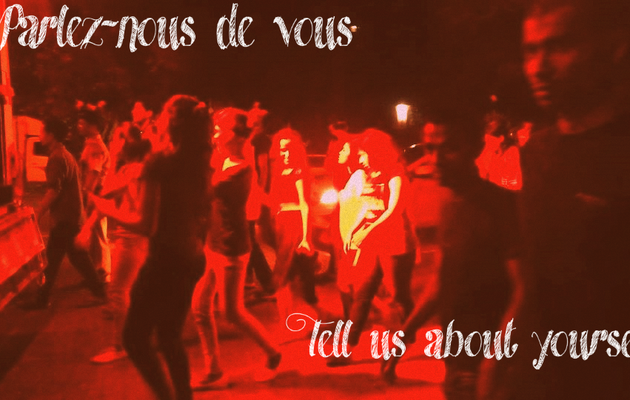 Parlez-nous de vous / Tell us about yourself
