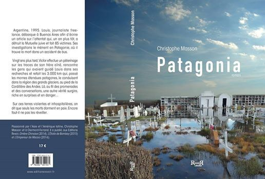 Patagonia de Christophe Masson
