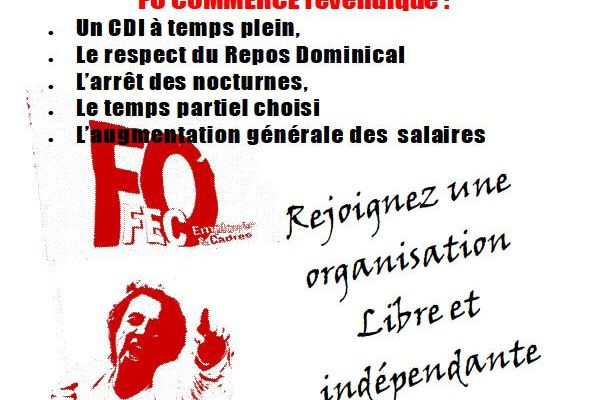 AG du Syndicat du Commerce du 91