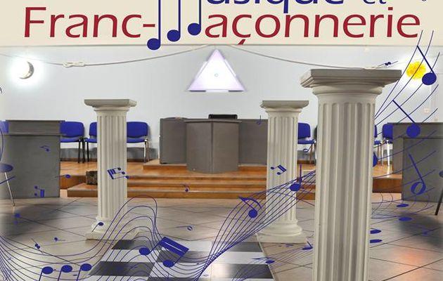 Droit Humain: Musique & franc-maçonnerie (Paris, 21 juin)