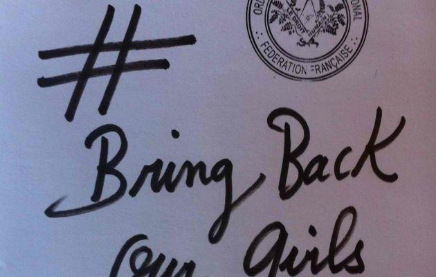 Droit Humain: BringBackOurGirls.