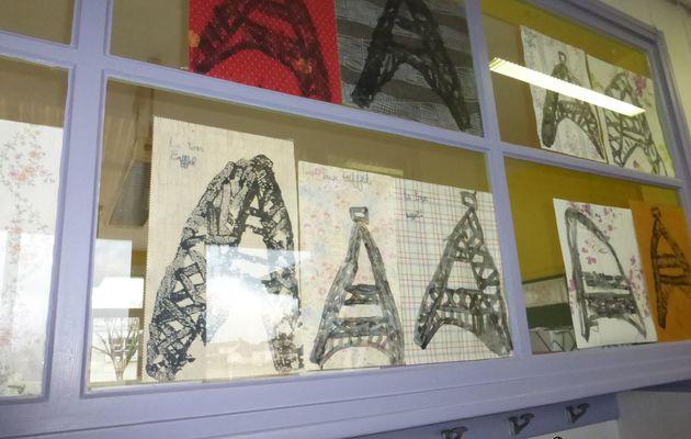 Tour Eiffel du vendredi 13
