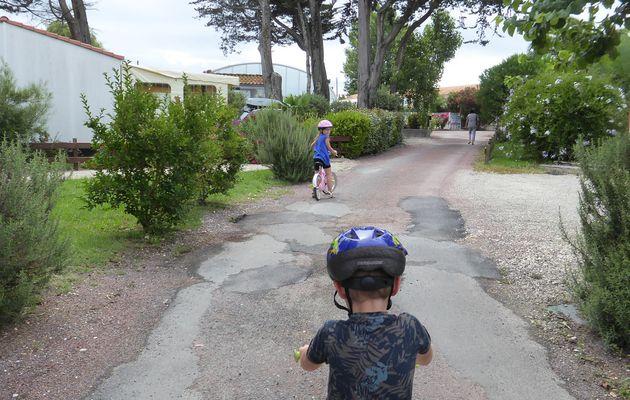Les vacances sur l'ile d'Oléron: les promenades en vélo
