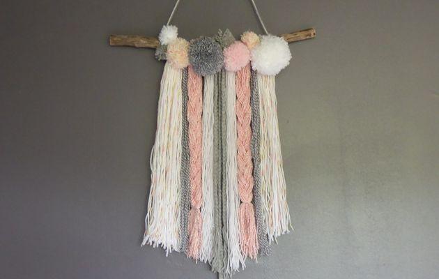 La tenture en laine