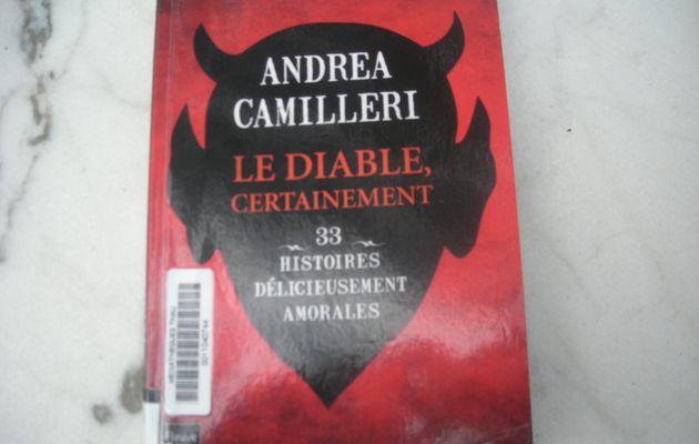 Le diable, certainement d'Andrea Camilleri