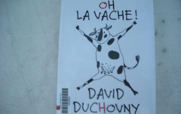 Oh la vache! de David Duchovny