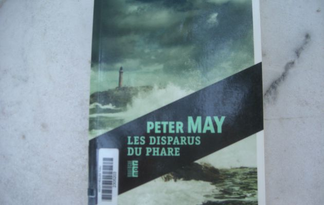 Les disparus du phare de Peter May