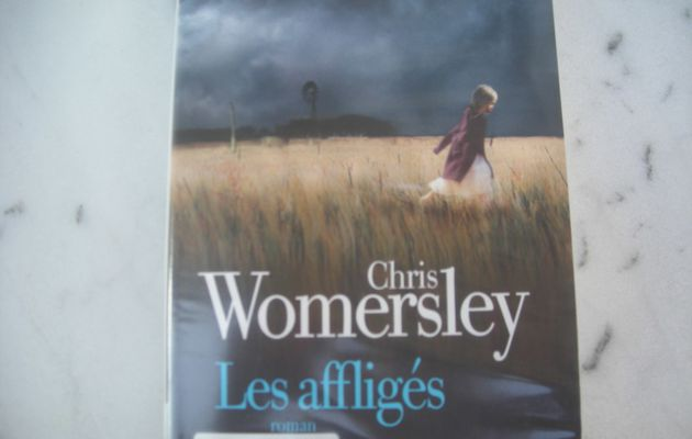 Les affligés de Chris Womersley