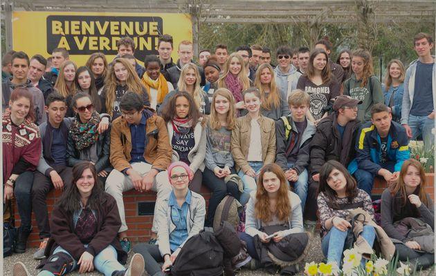 Verdun, on arrive !!!! 17 avril 2015