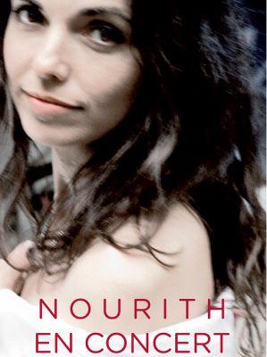 Nourith donne rendez-vous au Divan du Monde le 30 janvier 2014