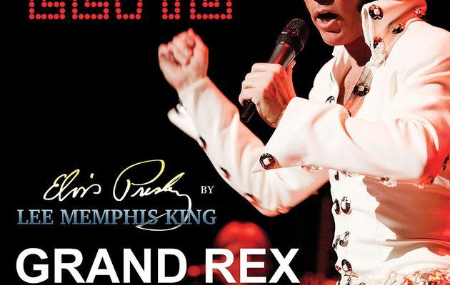 Elvis Presley revit au Grand Rex avec One Night of Elvis !